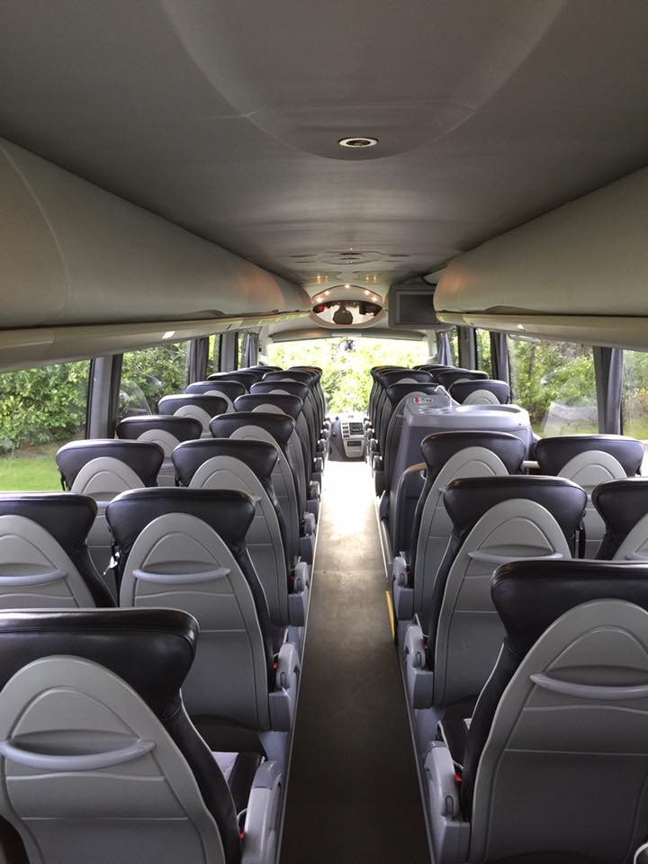 Coach Hire Magherafelt | ET NI Travel