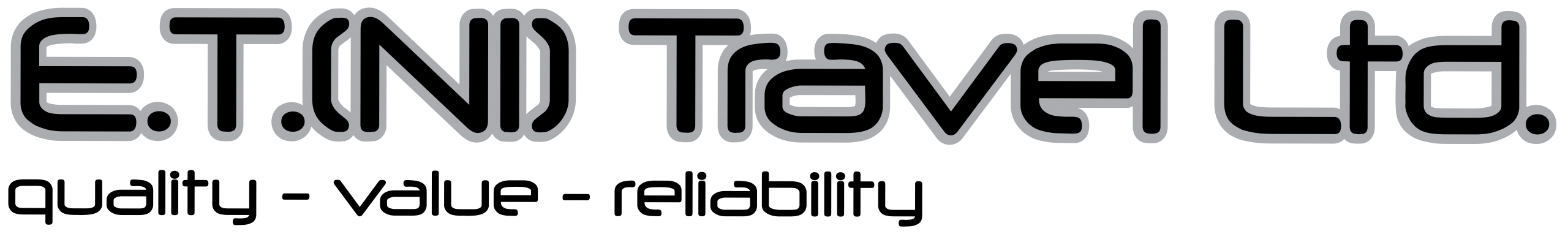 Minibus Hire Magherafelt | ET NI Travel Logo