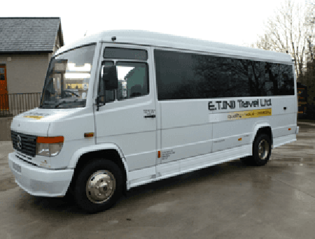 Bus Hire Magherafelt | ET NI Travel